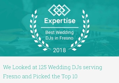 Best Wedding DJ in Fresno 2018